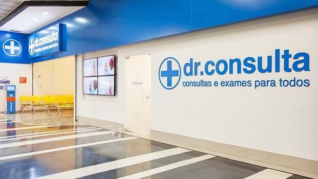 Unidade da rede Dr Consulta (Foto: Divulgação)