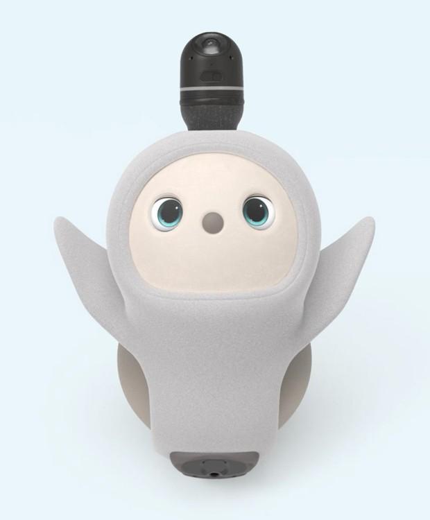 Marca japonesa cria robô para afastar a solidão (Foto: Groove X/Reprodução)
