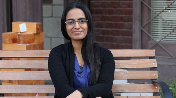 Komal Dadlani: empreendedora tem uma história inspiradora de superação (Foto: Divulgação)
