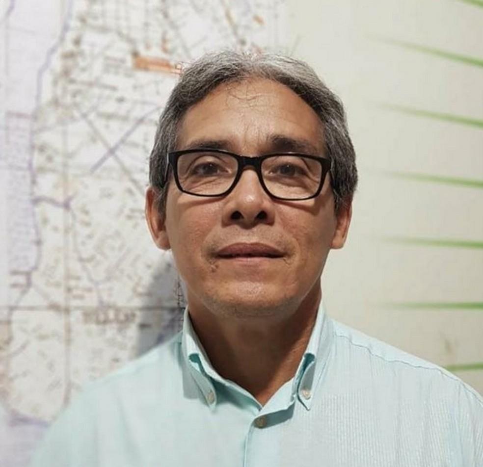 Ruy Cabral será o novo Secretário de Desenvolvimento Urbano e Obras Públicas.  — Foto: Divulgação