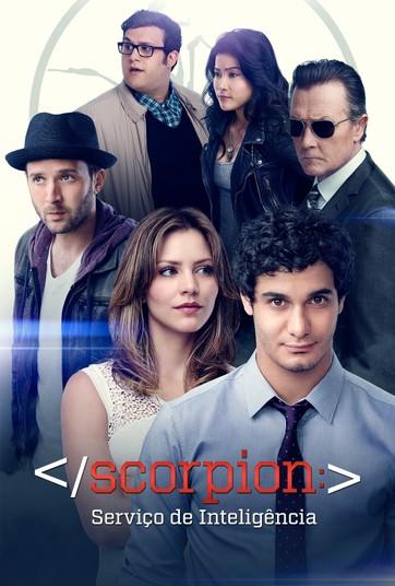Scorpion: Serviço de Inteligência