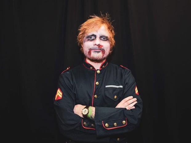 Ed Sheeran (Foto: Reprodução/Instagram)
