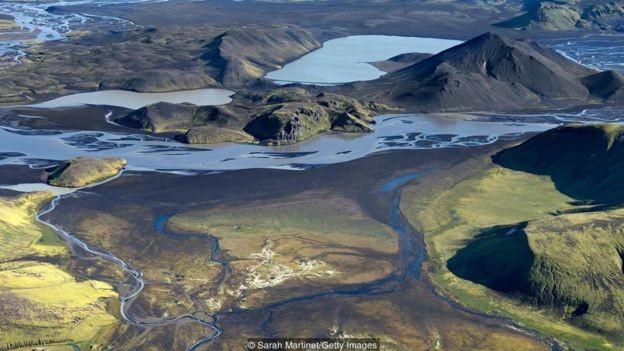 Erosão do solo impediu os primeiros colonos do país de cultivarem a terra (Foto: Getty Images/BBC)
