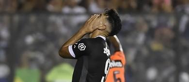 Furacão empata aos 49 em São Januário e complica o Vasco (André Durão / GloboEsporte.com)