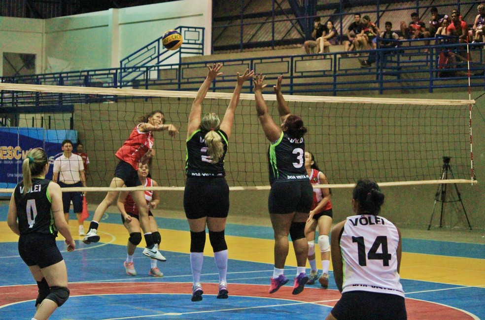 a22149fb99 Inscrições para Copa Macuxi de Voleibol 2019 são prorrogadas