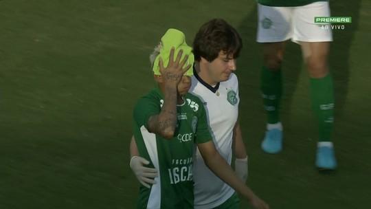 Marcílio leva nove pontos, mas deve viajar; Guarani espera Mendes e Anselmo Ramon