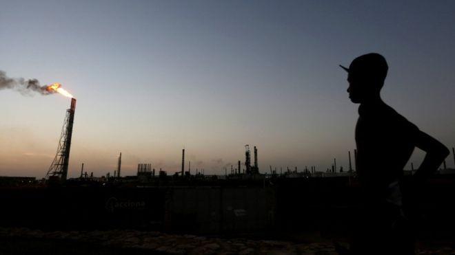 Nos anos 1970, com a alta no preço do petróleo, a Venezuela era conhecida como um 'oásis' na América Latina (Foto: Reuters via BBC News Brasil)