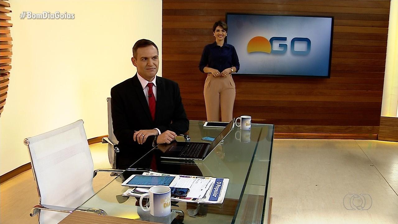 Confira os destaques do Bom Dia Goiás desta terça-feira (17)