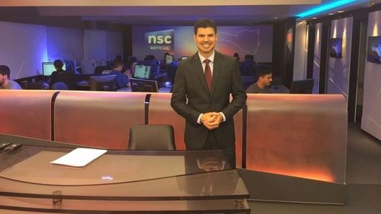 Foto: (Felipe Amorim/NSC TV)