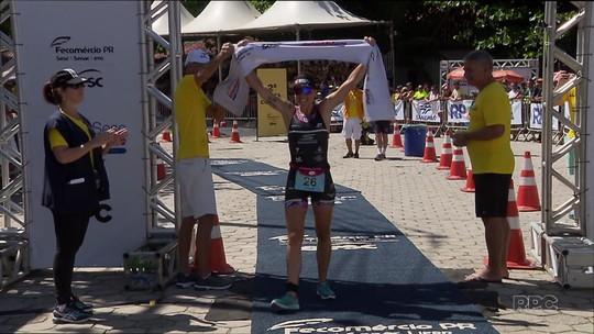 Sesc Triathlon Caiobá reúne 1.350 atletas no litoral do Paraná