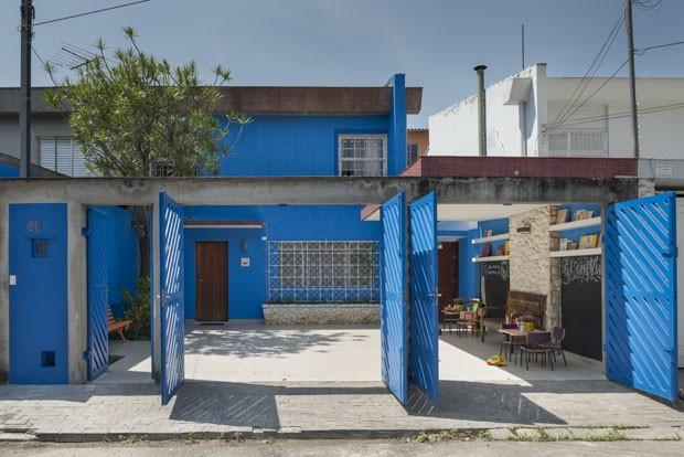 Projeto social quer reformar espaços que abrigam crianças e adolescentes (Foto: Divulgação )