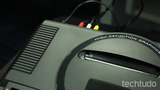Review Mega Drive