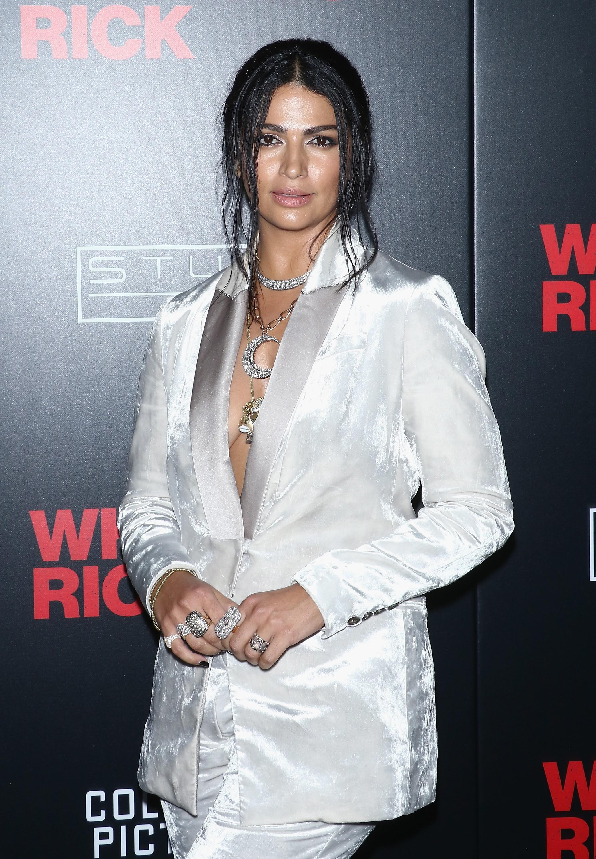 Camila Alves em evento de lançamento de filme nos EUA (Foto: Getty Images)