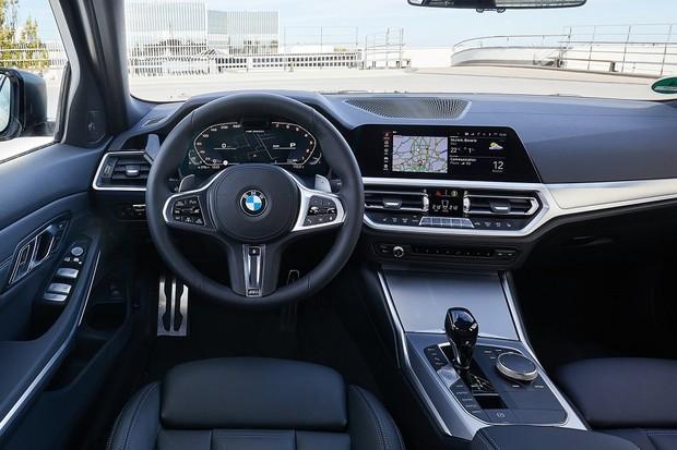 BMW M340i xDrive (Foto:  Divulgação)