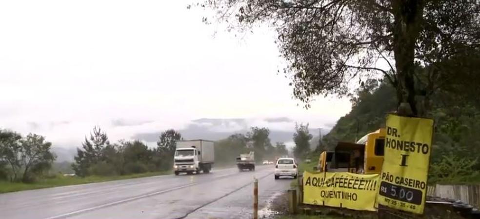 Iniciativa completa quase dois anos em Santa Catarina — Foto: NSC TV/ Reprodução