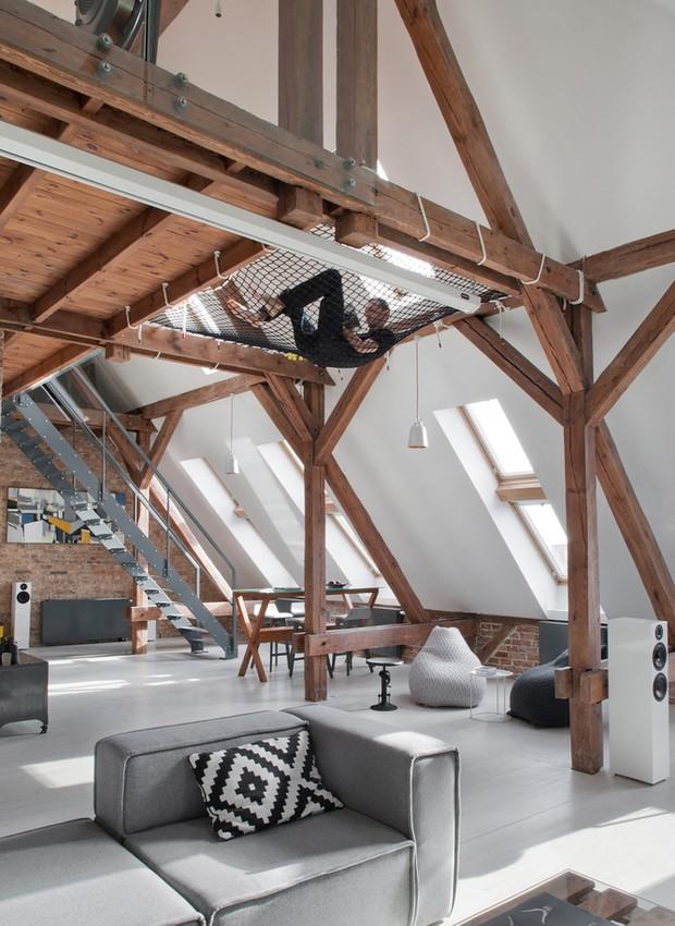 Projeto do escritório polonês Cuns Studio  (Foto: Hanna Długosz/Divulgação)