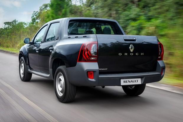 Renault Duster Oroch Express (Foto: Divulgação)