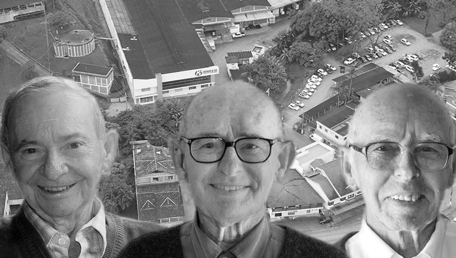 Kohler & Cia comemora 70 anos de fundação - Notícias - Plantão Diário