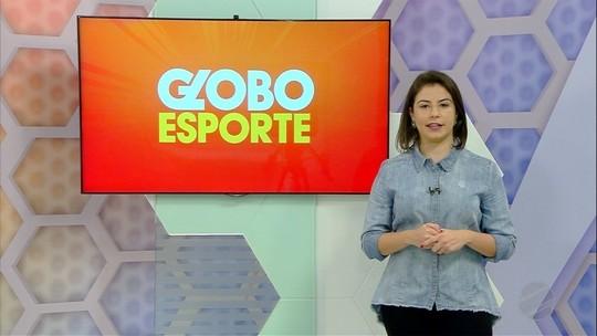 Assista o Globo Esporte MS deste sabadão