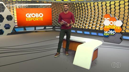 Globo Esporte GO - 11/11/2019 - Íntegra