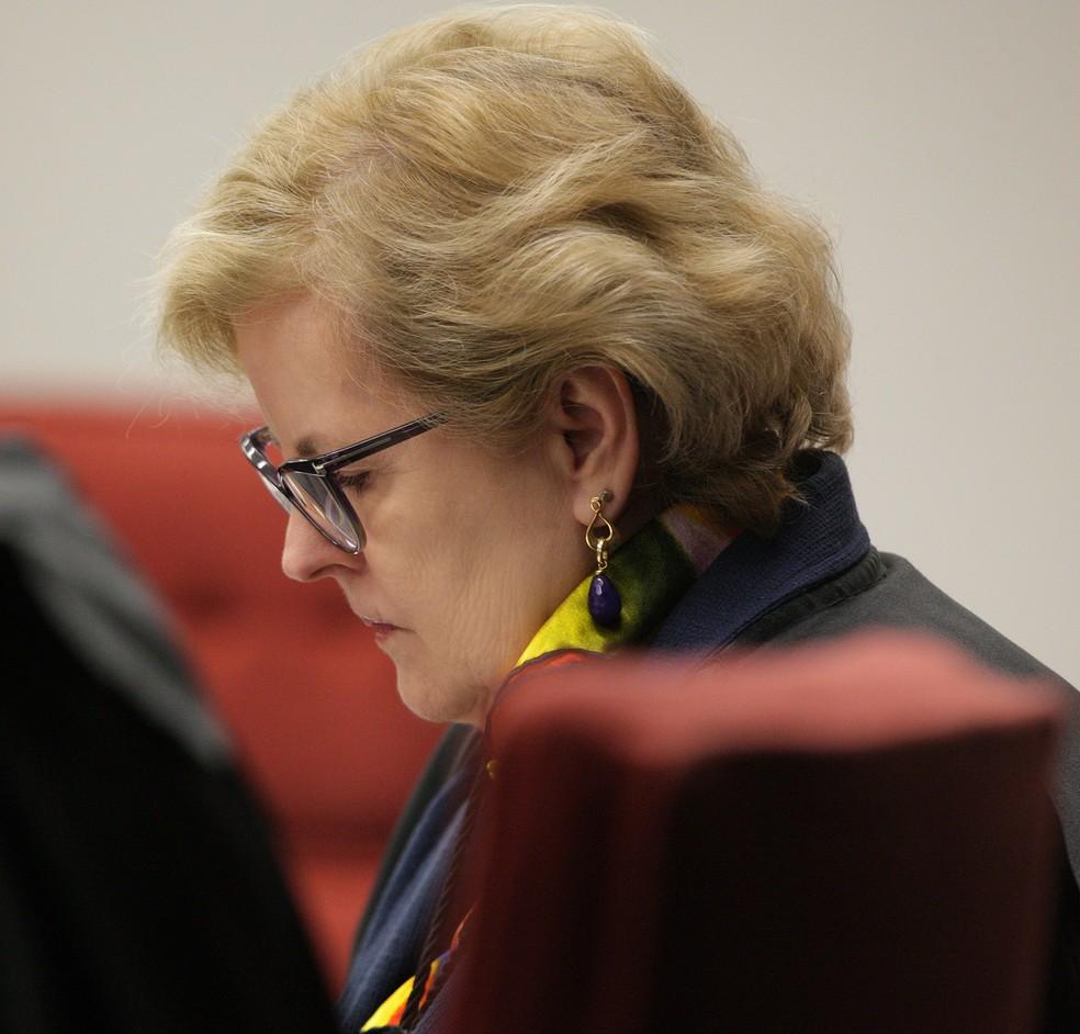 A ministra Rosa Weber, do Supremo Tribunal Federal (STF) (Foto: Rosinei Coutinho/SCO/STF)