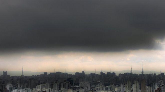 BBC - Transporte de poluentes da Amazônia ao Sudeste é 'fenômeno conhecido há muito' tempo, diz pesquisador (Foto: MAURICIO LIMA/AFP/GETTY IMAGES via BBC)