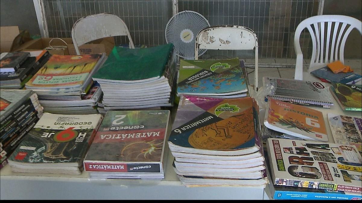 Feira de livros novos e usados acontece até 20 de fevereiro em João Pessoa