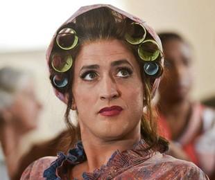 Paulo Gustavo como Hermínia em 'Minha mãe é uma peça'   Páprica Fotografia