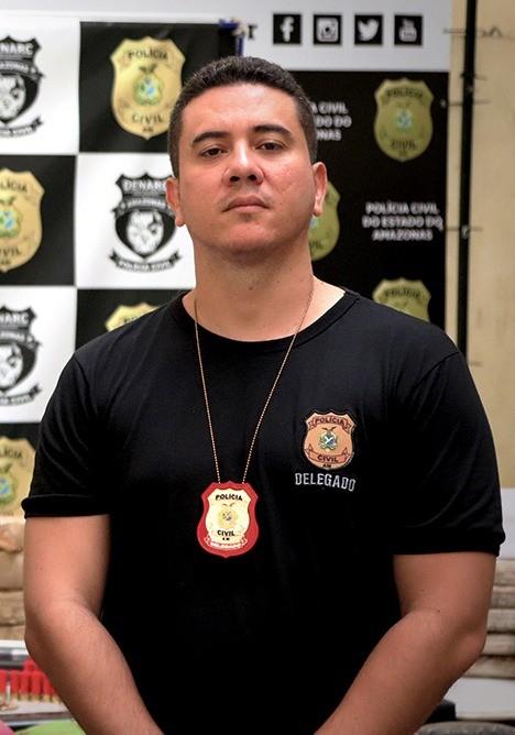 Homem é preso suspeito de integrar grupo de piratas que atuava no AM  - Notícias - Plantão Diário