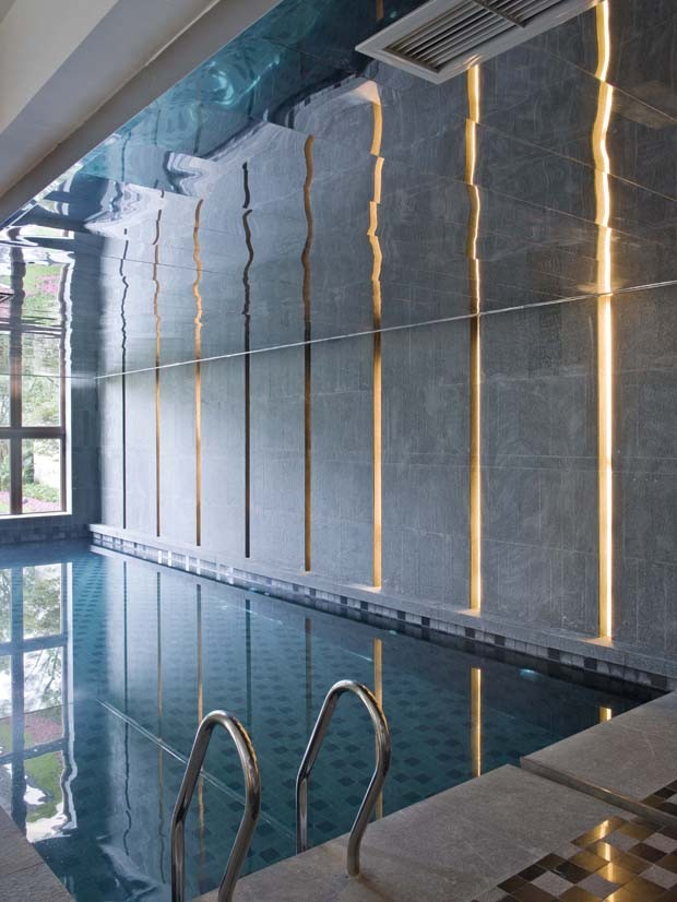 Cores vibrantes e peças artsy dão tom contemporâneo à casa chinesa (Foto: Montse Garriga Grau/photoforpress.com)