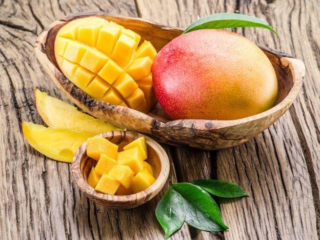 Uma fruta, muitas vitaminas (Foto: GETTY IMAGES via BBC)