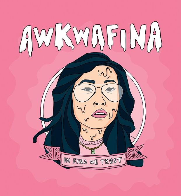 Awkwafina (Foto: Divulgação)
