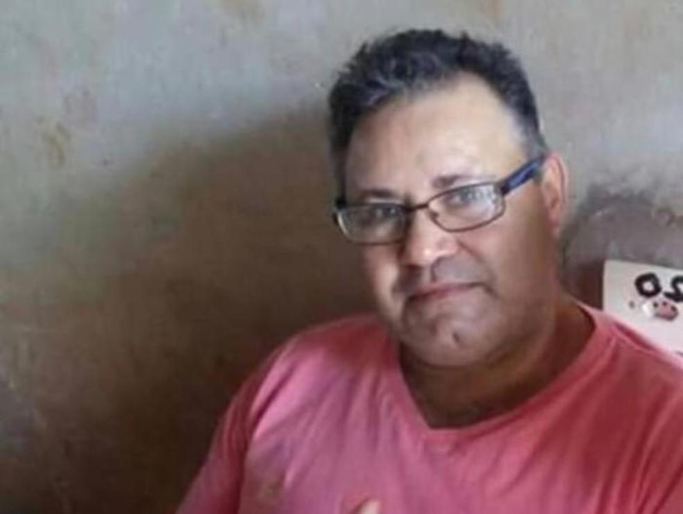 Daniel Ferreira de Lima, 54 anos, era morador de Presidente Venceslau — Foto: Facebook/Reprodução