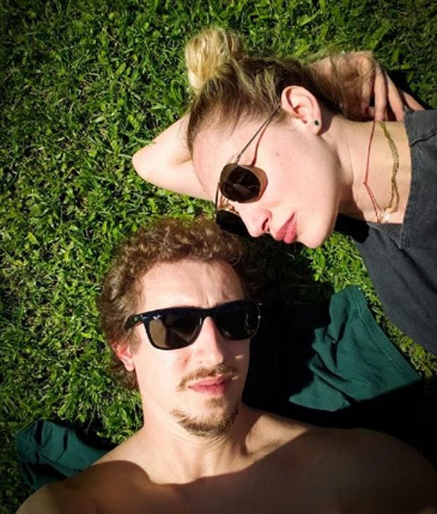 Thalyta Pugliesi e o namorado, Lucas Lopez (Foto: Reprodução/Instagram)