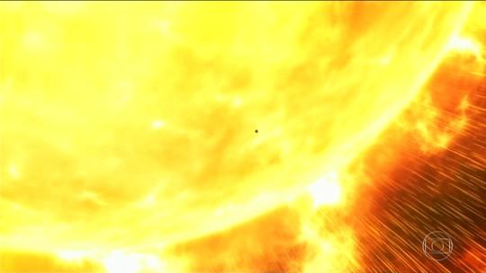 Nasa vai lançar nave para explorar o Sol e estudar tempestades solares