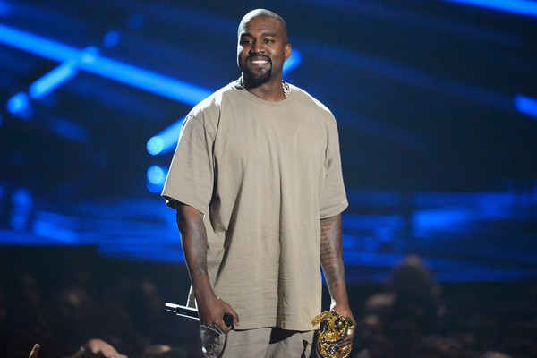 O cantor Kanye West (Foto: Getty Images)