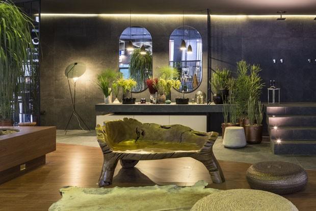 Faça um tour pelo Rooftop Casa Vogue na Expo Revestir 2017 (Foto: Ruy Teixeira)