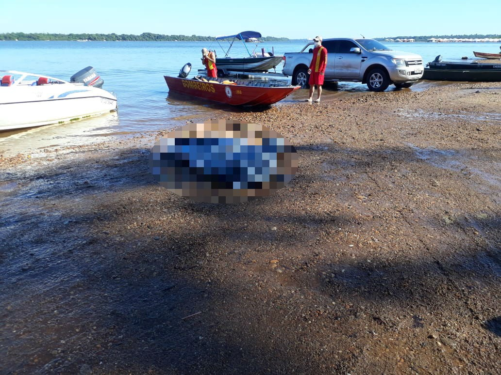Bombeiros encontram corpo de homem que desapareceu durante show em praia no rio Araguaia - Notícias - Plantão Diário