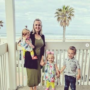 Tabitha é mãe de 3 crianças (Foto: Reprodução Instagram)