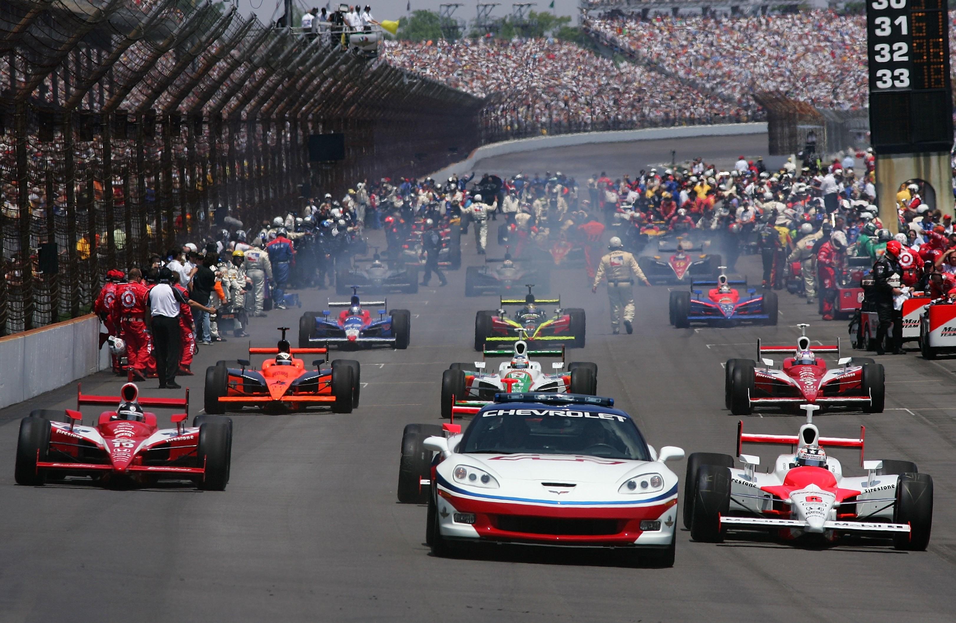 Tradicional corrida das 500 Milhas de Indianapolis é adiada