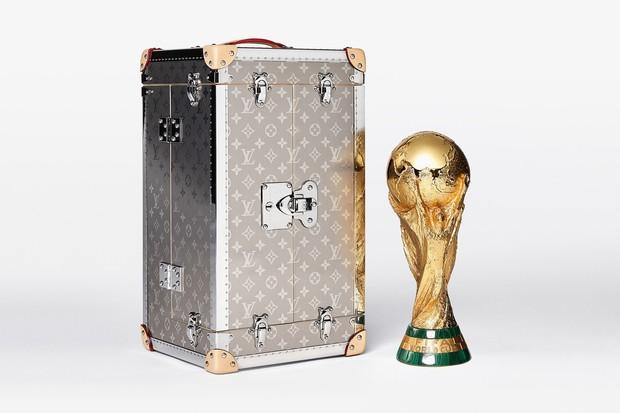 Louis Vuitton para a Copa do Mundo 2018 (Foto: Divulgação)