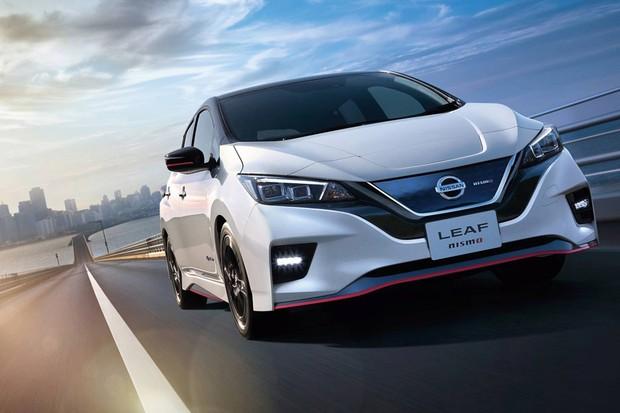 Nissan Leaf Nismo será vendido no Japão (Foto: Divulgação)