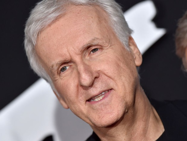 LOS ANGELES, CALIFORNIA - FEBRUARY 05: James Cameron attends the premiere of 20th Century Fox's 'Alita: Battle Angel' at Westwood Regency Theater on February 05, 2019 in Los Angeles, California. (Photo by Axelle/Bauer-Griffin/FilmMagic) (Foto: FilmMagic)