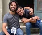 Rodrigo e Felipe Simas | Globo/Raphael Coqueiro