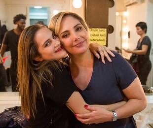 Filha de Heloisa Périssé, Luisa já esteve ao lado da mãe no teatro, na peça, 'Alice no país da internet, e agora estará no elenco do 'Zorra'   TV Brasil - Fábio Henrique