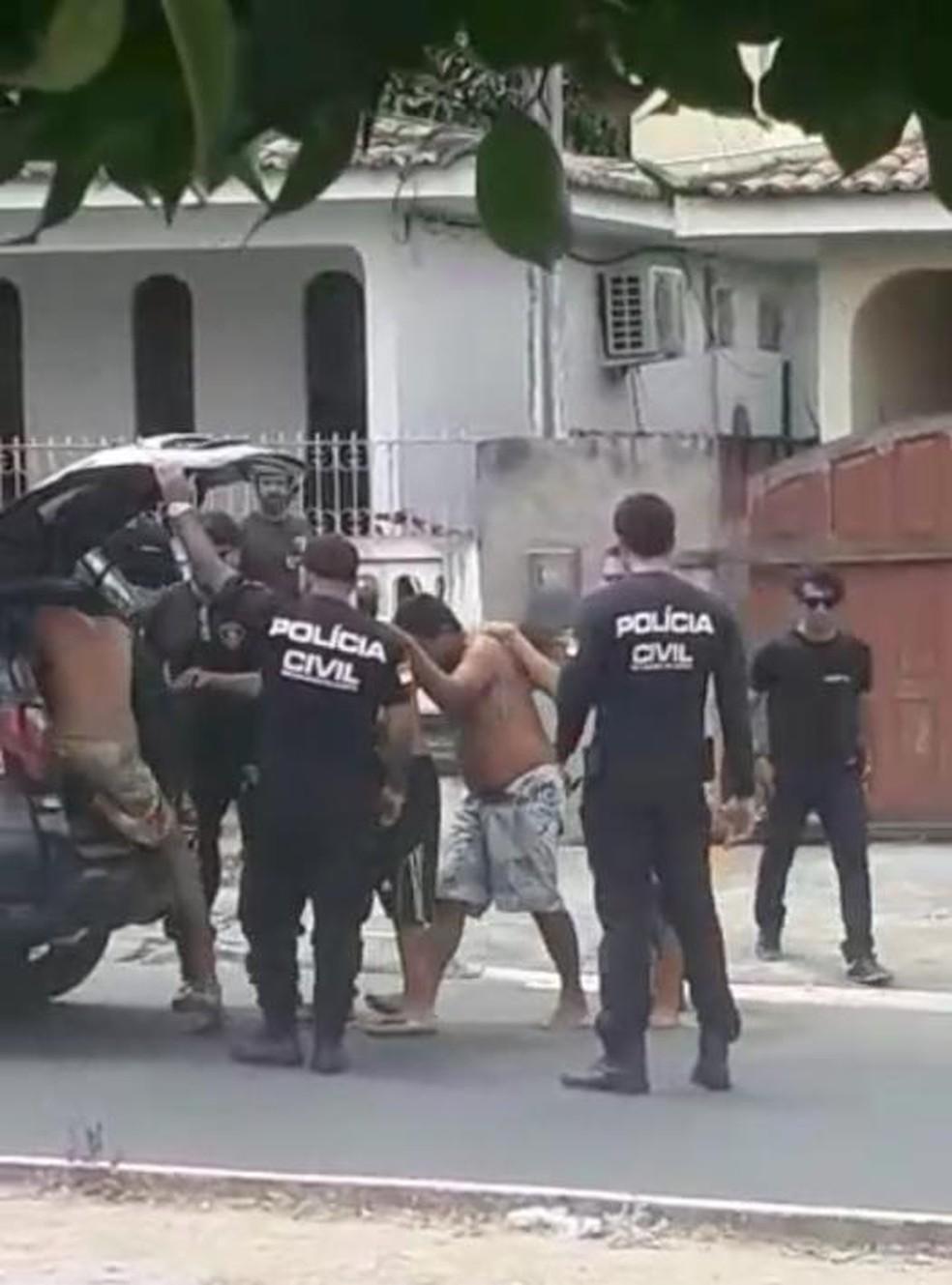 Operação aconteceu em Nova Cruz, interior do RN — Foto: Divulgação