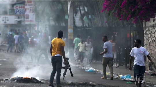 Governo do Haiti enfrenta onda de protestos