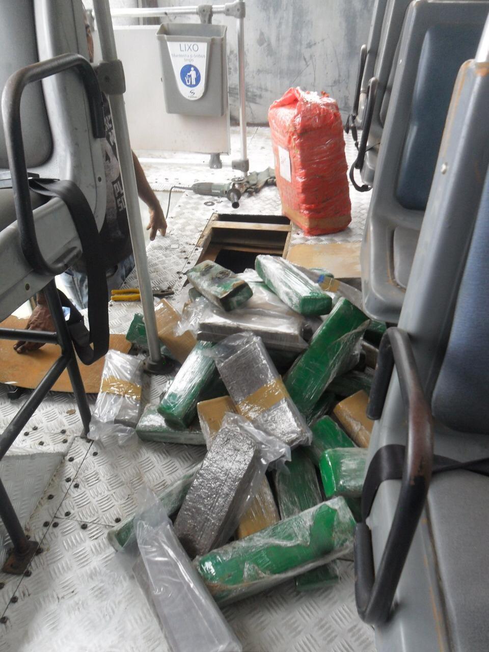 Operação termina com 106 pessoas detidas na Baixada Santista e no Vale do Ribeira - Noticias