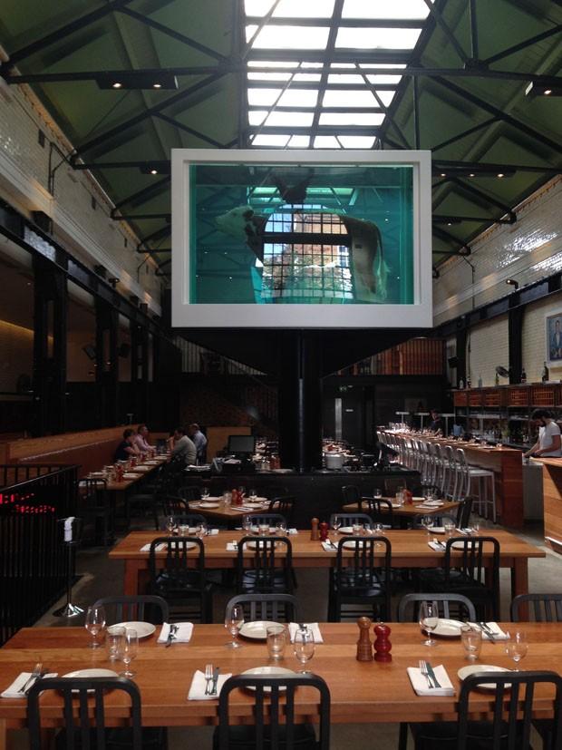 Tramshed Shoreditch: Londres: 12 Paradas Em Shoreditch - Casa Vogue