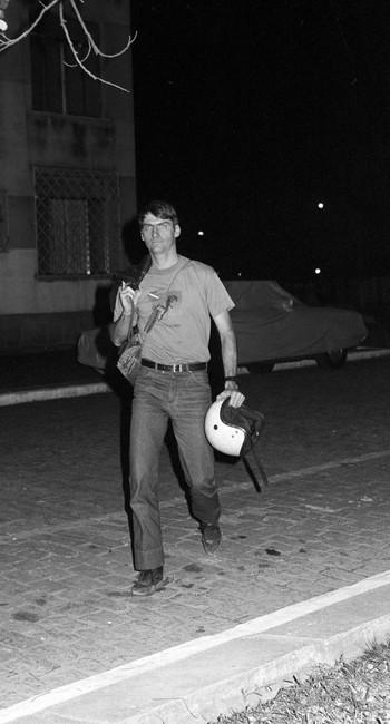 Em 1988, quando Bolsonaro ainda era candidato: uma das apostas do pequeno PDC